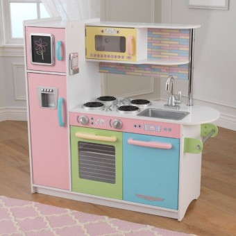 Kidkraft Uptown Pastel Køkken