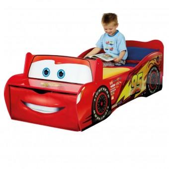 Disney Biler 2 Junior børneseng (140cm)