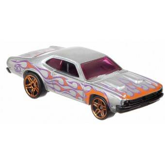 Hot Wheels 50TH Zamac Flames - 71 DODGE DEMON
