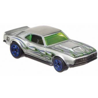 Hot Wheels 50TH Zamac Flames - 68 COPO CAMARO