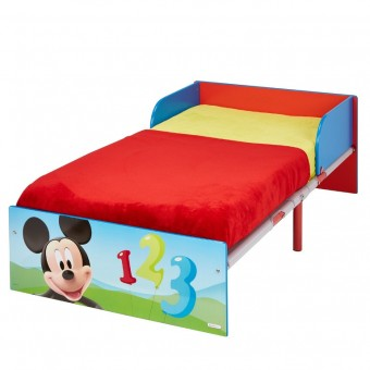 Mickey Mouse Junior seng (140cm)