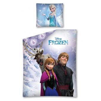 Disney Frost Anna og Sven Sengetøj 100 Bomuld