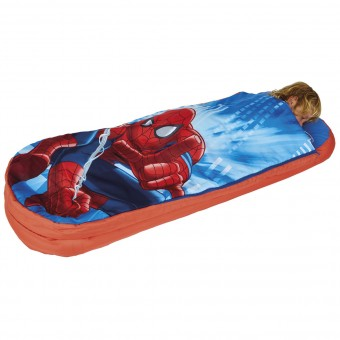 Spiderman Junior ReadyBed Gæsteseng m/Sovepose