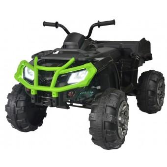 EL ATV XL til børn 12V, Sort / Grøn