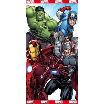 Avengers Badehåndklæde - 100 procent bomuld