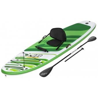 Hydro-Force SUP Paddle Board 3.40m x 89cm x 15cm Freesoul Tech sæt