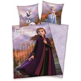 Disney Frost 2 ANNA Sengetøj - 100 procent bomuld