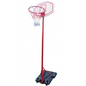 MCU-Sport Basketball Junior Mobil stander 160/210 cm