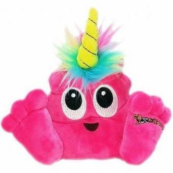 Poo-Nicorns 25,5 cm bamse, Pink