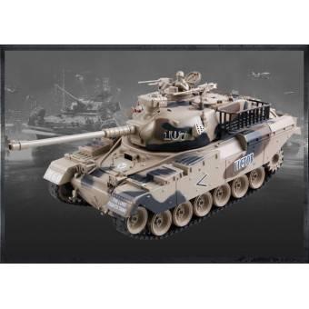 ZEGAN U.S. M60 Fjernstyret Airsoft Tank 1:18