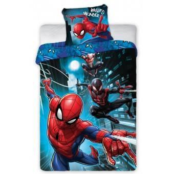 Spiderman 'Webbed Wonder' Sengetøj - 100 procent bomuld