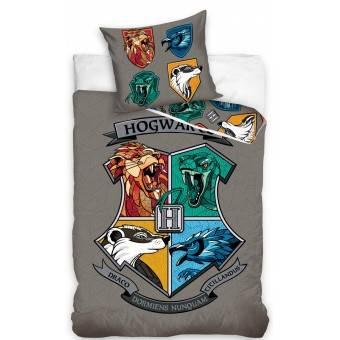Harry Potter Sengetøj, 100 procent bomuld