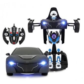 Fjernstyret RS-Men Transformation Robot Bil 2.4G 1:14