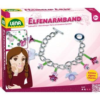 Lena Lav dit eget Armbånd, kreativ til børn
