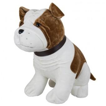iPlush Stor Bulldog Hunde Bamse 65cm