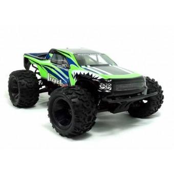 HSP 1:18 PRO Brushless 4WD EP Monster Truck 2.4G, Grøn