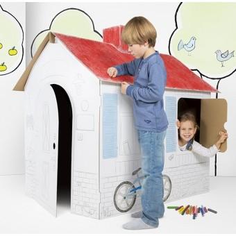 Dit lille hus (Mal selv)
