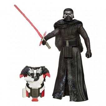 Star Wars Kylo Ren figur Armour Pack 9,5cm