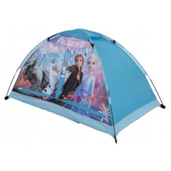 Disney Frost 2 Drømme Telt med luftmadras og lys