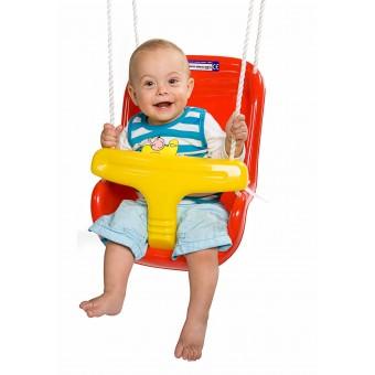 Hörby Bruk Babygynge Eksklusiv Rød