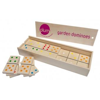 Plum Træ Domino sæt til haven