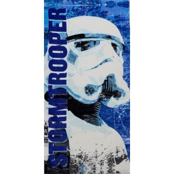 Star Wars Badehåndklæde - 100 procent bomuld