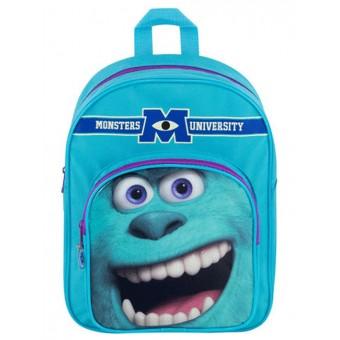 Monsters Inc Rygsæk til børn med front lomme