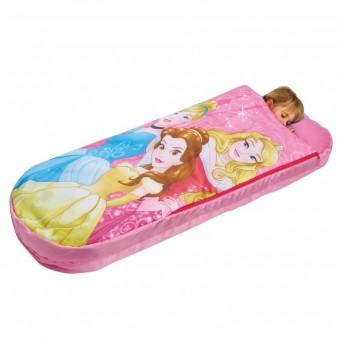 Disney Prinsesse Junior ReadyBed Gæsteseng m/Sovepose