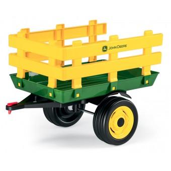 John Deere Stake-Side Trailer til John Deere El Traktorer