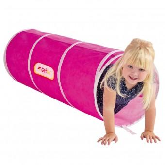 GetGo Pop-Op Pink Legetunnel