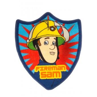 Brandman Sam Gulvtæppe 75cm x 67cm