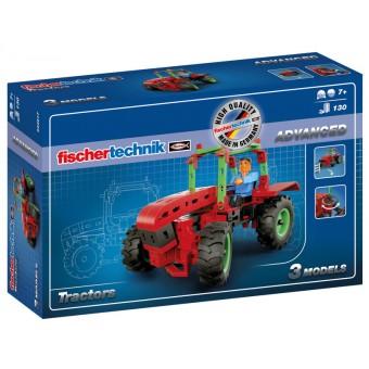 Fischertechnik Advanced Traktorer