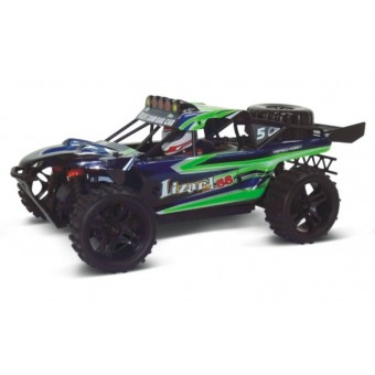 HSP 1:18 PRO Brushless 4WD EP Dune Buggy 2.4G, Grøn