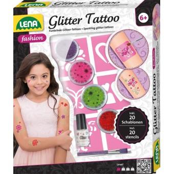 Lena tatoveringer 'Glitter' til børn