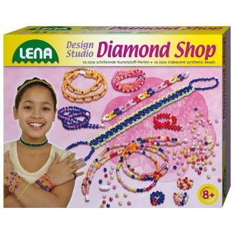 Lena Diamant Design - Perlesyning til børn, Stor