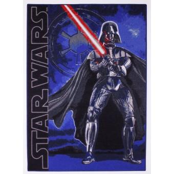 Star Wars Darth Vader gulvtæppe til børn 133x95