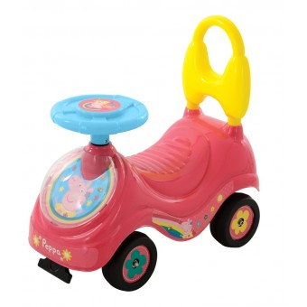 Gurli Gris Min første gåbil