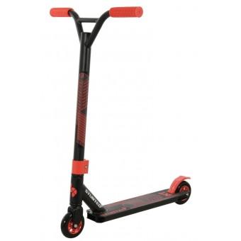Stunted Urban XT Trick Løbehjul til børn, Rød