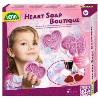 Hjertesæbe Boutique, Gør-detselv sæbesæt til børn