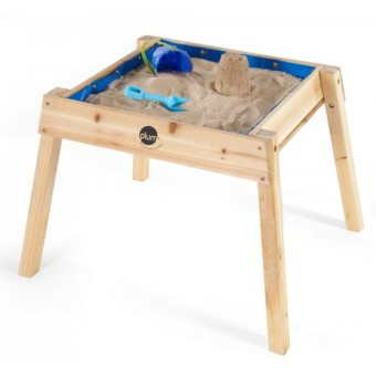 Plum Træ Sand og vand bord