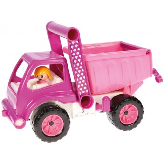 Prinsesse Lastbil / Dump Truck, 27 cm