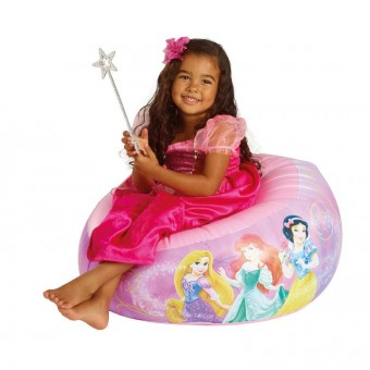 Disney Prinsesse Mini Chill Lænestol (Oppustlig)