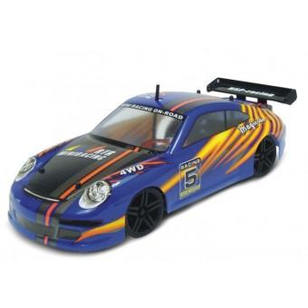 HSP 1:18 4WD EP On-Road Drift 2.4G, Blå