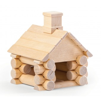 VARIS Lille hus Konstruktionslegetøj 31 Dele
