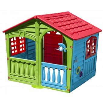 The House of Fun Plast Legehus