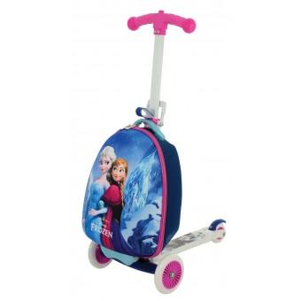 Disney Frost 3-i-1 Løbehjul og Kuffert