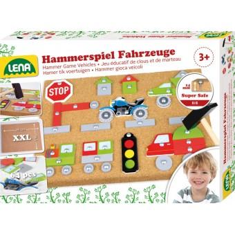 Lena Hammerspil Køretøjer