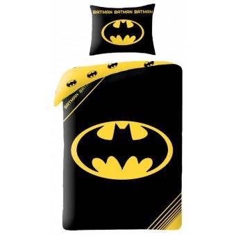 Batman 2i1 Sengetøj - 100 procent bomuld