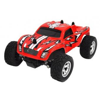 Land Monster 1:24 Fjernstyret Short Truck 2.4G Rød