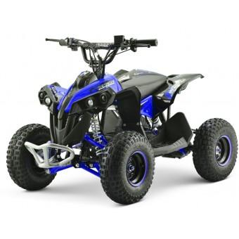 EL ATV Renegade Brushless 1200W 48V Kardan, Blå